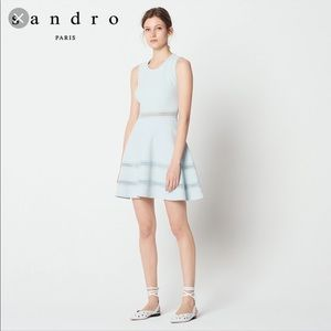 Sandro Carrie dress 2018 collection